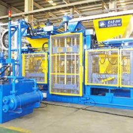 水泥砖机械设备运行时液压油发热解决方法