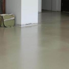西安水泥自流平+水性环氧罩面