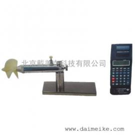 北京LJD-10A型打印式流速流量仪厂家打印式流速仪