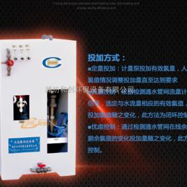 二次供水消毒设备电解食盐式次氯酸钠发生器