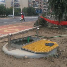 【新型】广西梧州一体化预制泵站施工过程