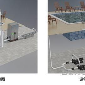 泳池净化水设备|游泳池水净化处理设备|泳池循环水净化设备