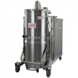 钢化玻璃厂吸颗粒碎屑用吸尘器 钢铁厂吸热铁渣焊渣吸尘器