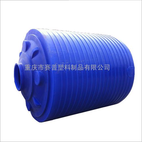 甘肃15立方灌溉蓄水箱 塑料排污PE水箱 塑料白水箱报价