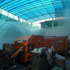 喷雾除臭装置工程