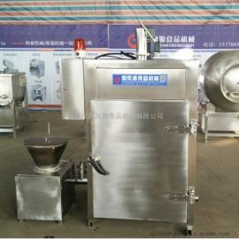 烟熏炉生产厂家 小型烟熏炉 全自动烟熏炉