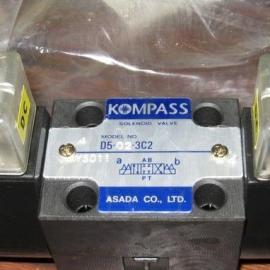 台湾康百世KOMPASS电磁阀D5-02-2B2-A15