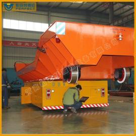 运输冲压件防爆柴油机无轨胶轮车高载重电动液压搬运车