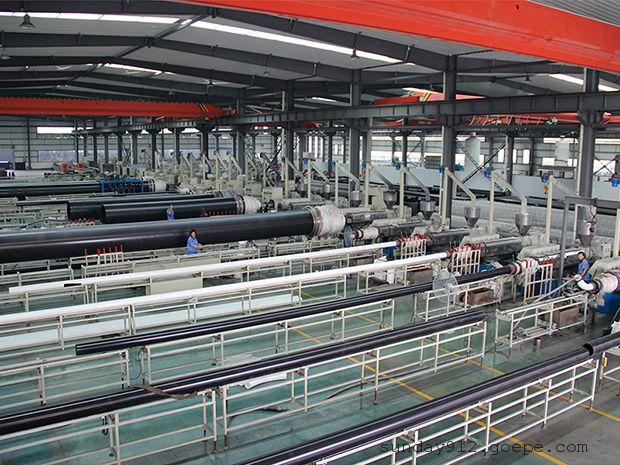 优质的超高分子量聚乙烯管生产厂家山东迪浩耐磨管道