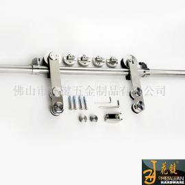 花键抗腐蚀玻璃移动门滑轮吊轮玻璃移门配件现货供应02A对墙