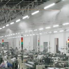 喷雾降温|铭田喷雾厂家|铁皮厂房喷雾降温设备