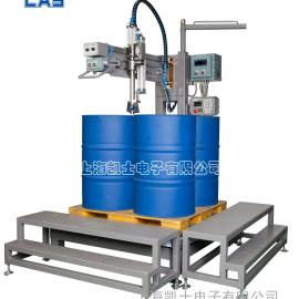 上海凯士全自动吨桶灌装生产线