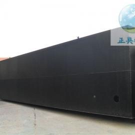 宁夏屠宰废水处理设备|肉食加工厂污水处理一体化设备
