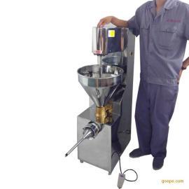 WG-50新款不锈钢灌肠机 晨雕灌肠机供应商