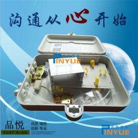 16芯光纤分光箱