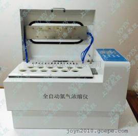 全自动氮吹仪价格,大液晶自动补水、自动排风氮气浓缩仪报价