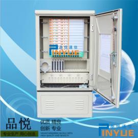 落地式144芯光缆交接箱又称SMC144芯光交箱