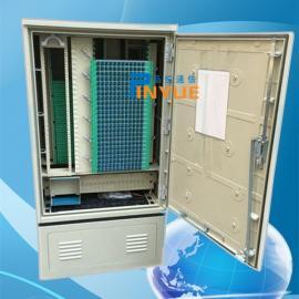 室外落地式684芯光缆交接箱又称684芯光交箱产品图片