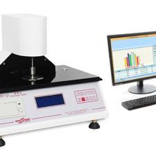 太阳能硅片厚度仪 纸板厚度计 台式纸张测厚仪