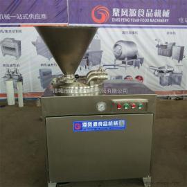 液压灌肠机 香肠生产设备 齿轮灌肠机