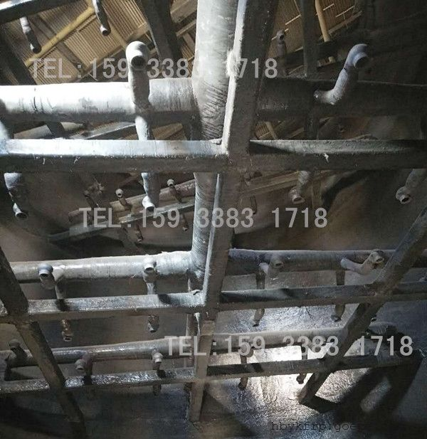 电厂脱硫塔喷淋层-艺科