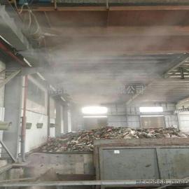 垃圾压缩站除臭设备技术,垃圾站废水植物液喷淋除臭装置