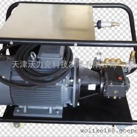沃力克供应适用于清除楼板、管道外壁等除漆除锈高压清洗机