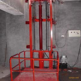 迦勒供应江西导轨链条式升降货梯 液压式升降机黑吉辽登车桥