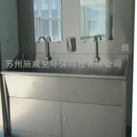 单人洗手池,304不锈钢洗手池