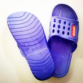 夏天防静电拖凉鞋 防滑透气拖凉鞋 无尘洁净两用鞋