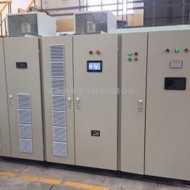 螺杆压缩机降降低起动电流1.5倍以下 使用TH-HVF高压变频柜
