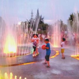 宁波水幕电影-宁波喷泉设计-宁波音乐喷泉