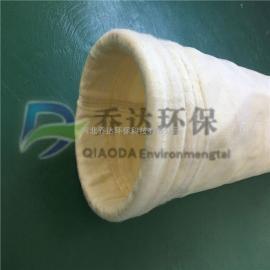 氟美斯针刺毡滤袋 FMS除尘布袋 生物质颗粒锅炉烟气布袋