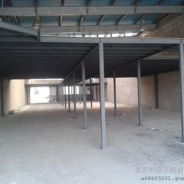 北京专业钢结构阁楼设计搭建、楼梯制作安装、现浇阁楼制作