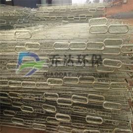 泰安除尘器框架 梯形除尘袋笼 滤袋支架笼