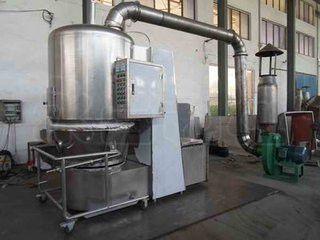 固体葡萄糖专用高效沸腾干燥机,厂家供应优质高效沸腾干燥设备