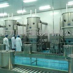 无水草酸专用高效沸腾干燥机,厂家供应优质圆形高效沸腾干燥设备