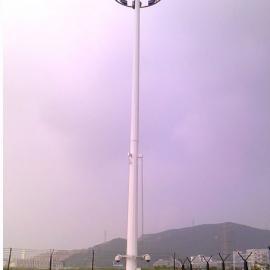广场球场高杆灯 20米升降式LED高杆灯 户外道路照明灯 高杆灯杆