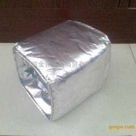 专业生产铝箔软管 北京金领华通