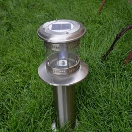 荐 led太阳能柱头灯 压铸铝草坪灯 草坪灯花园灯景观园林灯
