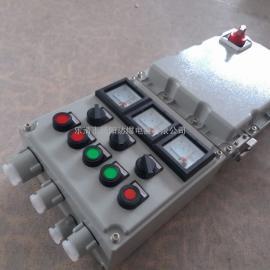 防爆�L�C控制箱高低速,�p速�L�C防爆控制箱