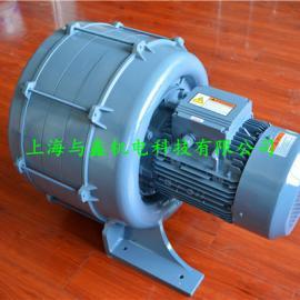 HTB125-503透浦式中压鼓风机