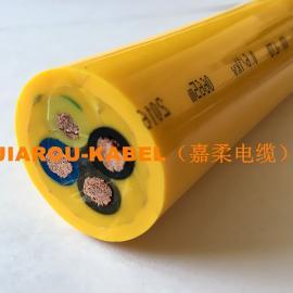 高强度抗拉耐磨铲运机电缆