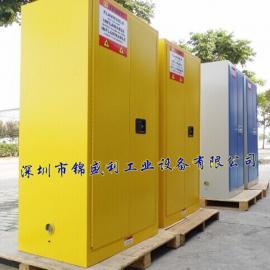 东莞防爆柜,广州化学品柜,东莞黄色45加仑防爆安全柜