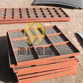 重力曲筛筛片 不锈钢直线振动筛板