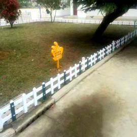 南阳景观围栏栅栏|南阳花坛花池围栏|南阳pvc草坪护栏