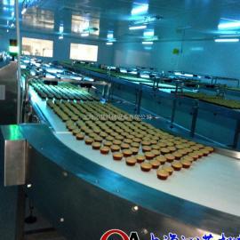 皮带传送流水线 输送流水线 食品皮带输送线 厂家直销