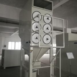 广东一体式滤筒除尘器,喷砂车间粉尘处理设备