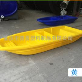 捕鱼小船 pe双层牛筋船 水库电动钓鱼船 鱼塘养殖船
