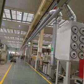 广东一体式滤筒除尘器 喷砂车间粉尘治理设备